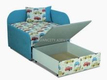 Детский диван Капитошка