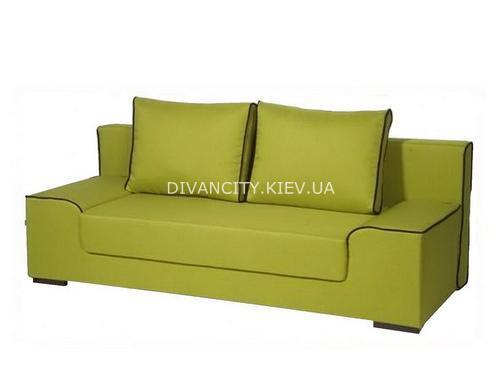 Диван Лайм в зеленом цвете