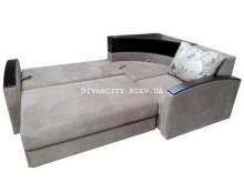 Угловой диван Вегас раскладка еврокнижка