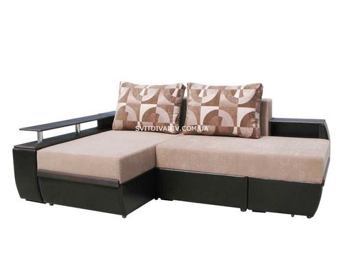 Угловой диван Барселона фабрика Простомебли