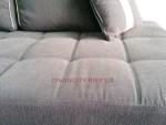 Угловой диван Порто ткань перфор