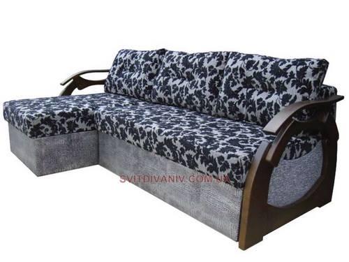 Угловой диван Скил фабрика вика