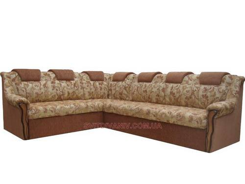 Угловой диван Султан 32 фабрика вика