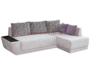 Угловой диван Сван ткань меланж